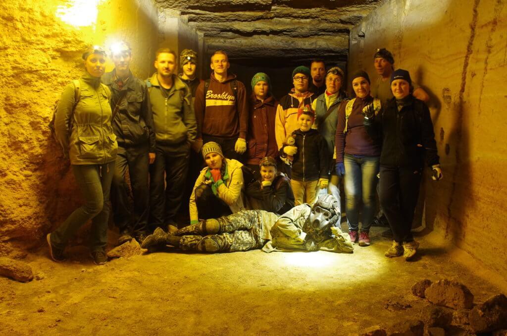 В апрельском экологическом выходе 2018 приняло участие 17 человек, включая Дарта Вейдера.